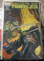 Teenage Mutant Ninja Turtles #84 Planet Awesome Variant IDW TMNT