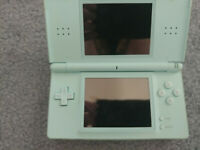 Nintendo DS Lite Handheld System Console Ice Blue
