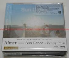 New Aimer Sun Dance & Penny Rain First Limited Edition Type A 2 CD Blu-ray Japan