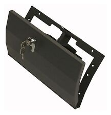 Tuffy Products Security Glove Compartment - Charcoal 97-06 Jeep Wrangler TJ LJ
