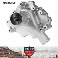 Ford Windsor 302 351 V8 Proflow Aluminium Action Series Water Pump Satin Alloy