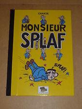 Chakir - Monsieur Splaf - Coffre à BD