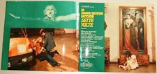 BROCHURE ORIGINALE DEL FILMLA DAMA ROSSA UCCIDE 7 VOLTE 1972 RARO INGLISH /FRANC