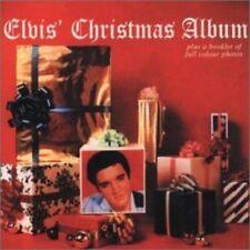 Presley, Elvis - Elvis Christmas Album - Presley, Elvis CD MOVG The Cheap Fast