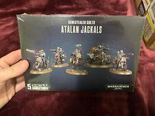 Games Workshop 51-62 Genestealer Cults Atalan Jackals Warhammer 5 Figurines