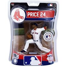 David Price Boston Red Sox Imports Dragon MLB Baseball Action Figure 6""