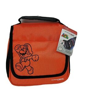 Nintendo DS 2DS 3DS 3DSXL Super Mario Universal Transporter Case New With Tags