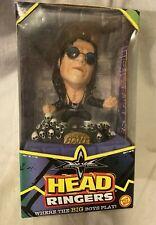 Bret Hart Head Ringers Action Figure Toy Biz MISB