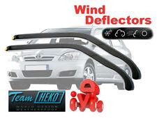 TOYOTA COROLLA 3D 2002 - 2007  HATCHBACK Wind deflectors  2.pc set  HEKO  29337
