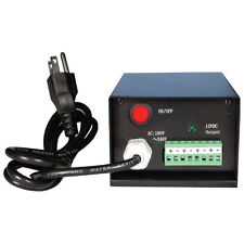 CCTV Power Supply 4-Port PTC Protected Wall Mount, 12V DC 5 Amp output UL Listed