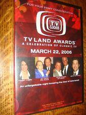 2006 TV LAND AWARDS EMMY DVD MEGAN MULLALLY PATRICK DEMPSEY MARIE & DONNY OSMOND