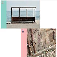 BTS-WINGS:YOU NEVER WALK ALONE Album 2 Ver. Set CD,Photo Book,Card