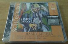 Complete Piano Music  SACD NEW Schonberg Steinway D Grand