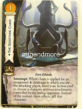 A Game of Thrones 2.0 LCG - 1x #R011 The Seastone Chair - Valyrian Draft Pack