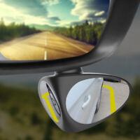 Heated Convex Wide Cross View Blind Spot Mirror School Bus Truck Semi