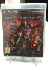 Dead or Alive 5 Tecmo PAL Ita Ps3 Nuovo New Sigillato Playstation 3