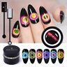 7Pcs/Set BORN PRETTY 9D Cat Eye UV Gellack Gel Nagel Polish mit Magnet Stift