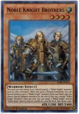 Yu-Gi-Oh! Noble Knight Brothers - BLRR-EN072 - Ultra Rare - 1st Edition M/NM X1