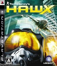 Used PS3 Tom Clancy's H.A.W.X SONY PLAYSTATION 3 JAPAN JAPANESE IMPORT