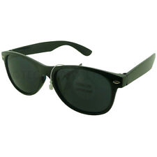 Wayfare Style Sunglasses - Full UV Protection - Various Colours Free Pouch Case
