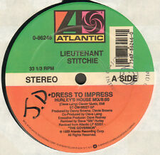 LIEUTENANT STITCHIE - Robe To Impress - Atlantic