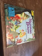 Walt Disney Sleeping Beauty Recird & Picture Book