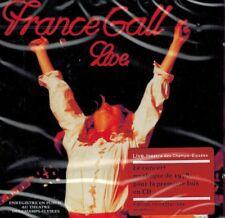 MUSIK-CD NEU/OVP - France Gall - Live - Theatre des Champs-Elysees (1978)