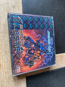 Robo Aleste for Sega Mega CD Complete With Manual Pal