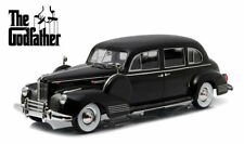 "1/18 Greenlight 1941 PACKARD SUPER HUIT one-eighty noir de "" The Godfather """