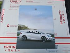 NEW 2018 18 BUICK CASCADA SALES SHOW ROOM BROCHURE