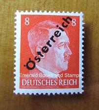 EBS Austria Österreich 1945 Hitler Provisionals (Hitler Obliterated) 662 MNH**