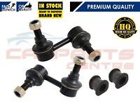 FOR HYUNDAI TERRACAN FRONT ANTIROLL STABILISER DROP LINK LINKS BAR D BUSH BUSHES
