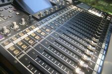 Tascam DM24 Digital Mixer | Working | Motorised Faders, Dual FX, Dynamics etc.