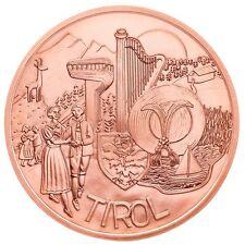 10 EURO AUTRICHE 2014 UNC - PROVINCE DE TYROL