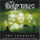 The Wolfe Tones The Troubles 2CD Edition/32 Irish Rebel Songs Tracks  Brand New