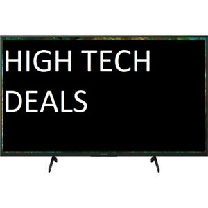 """Sony 49"""" X800H Series 4K X-Reality Pro HDR Android Smart TV with Bluetooth and G"""