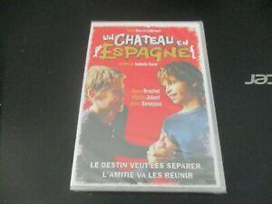 "DVD NEUF ""UN CHATEAU EN ESPAGNE"" Anne BROCHET / Isabelle DOVAL"
