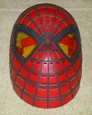 The Amazing Spiderman Mavel 2012 talking mask, Halloween costume kids adults adj