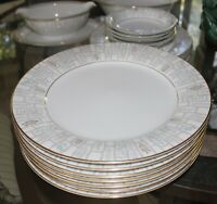 Noritake China Berkeley Pattern Discontinued 1956-1960 Dinner Plate 10 1/2""