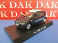 Die cast 1/43 Modellino Auto Carabinieri Fiat Punto ELX 2000