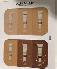 Laura Mercier NEW Tinted Moisturizer Card Sample 6 Shades