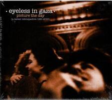 EYELESS IN GAZA - PICTURE THE DAY CAREER RETRO 81-16 UK DIY ART ROCK SEALED 2-CD