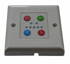 Thermo Control Piastra per elemento portasciugamano