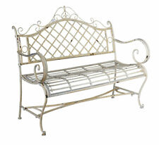 Park Garden Bench Iron Bench Antique Bank Balkonbank Patio Bench Kitchen Bench