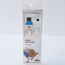 Adventure Time Finn Data Micro USB Phone Android Computer Cable NEW Japanese