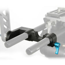 FOTGA DP500III Standard 15mm Rail Rod Clamp Adapter For DSLR Camera RIG Rail