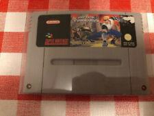 Captain Commando - Original SNES Game Cartridge only PAL Version - see photo