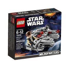 STAR WARS LEGO MILLENNIUM FALCON MICROFIGHTERS HAN SOLO MINIFIGURE MISB 75030