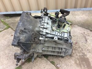 Jaguar X Type Gearbox 2.0D 5 Speed Manual 4S7R-7201-AA 2004 May Fit Ford Mondeo