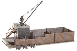 Faller 120131 Small Coaling Station for Steam Locomotive Serviceworks New Boxed